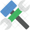 Wrench Repair Tool Icon