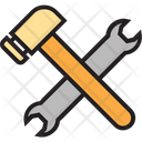 Repair Tools Garage Tools Spanner Icon