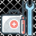 Repair Tools Tool Kit Repair Icon