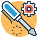 Garage Tools Repair Icon