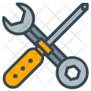 Tune Up Repair Icon