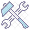 Repair Hammer Tools Icon