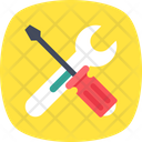 Spanner Wrench Maintenance Icon