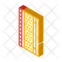 Wall Repair Isometric Icon