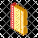 Wall Repair Isometric Icon