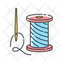 Clothing Repair Sewing Icon