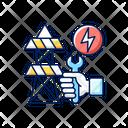 Repairing Power Repairing Power Icon