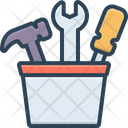 Tools Toolbox Hand Tool Icon