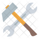 Repairing Hammer Repair Icon