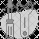 Repairing Tools Construction Icon