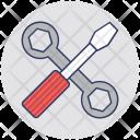Repairing Tool Garage Icon