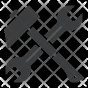 Repair Tools Hammer Icon