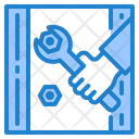 Wrench Tool Repair Icon