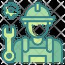 Repairman Technician Fix Icon