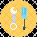Reparing Tools Settings Icon
