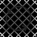 Repeat Arrow Icon