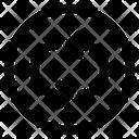 Repeat Rewind Arrow Icon