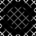 Repeat Arrow Arrowhead Direction Arrow Icon