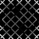 Repeat Orientation Arrow Icon