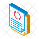 Repeat Funding Document Icon