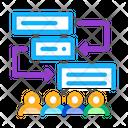 Replacement Components Algorithm Icon