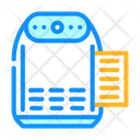 Replacement Filter Replacement Filter Icon