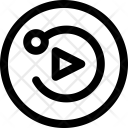 Replay Clip Restart Icon