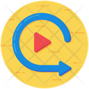 Replay Refresh Replay Button Icon