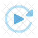 Reload Loop Repeat Icon
