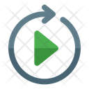 Replay Reload Repeat Icon