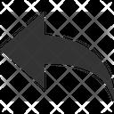 Back Arrow Previous Icon