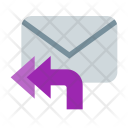 Reply all mail Icon