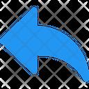 Reply Arrow Icon