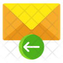 Reply Email Webmail Correspondence Icon
