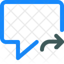 Reply message Icon