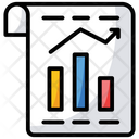 Bar Chart Bar Graph Infographics Icon