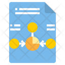 Decision Making File Report Document Icon