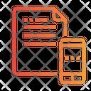 Online Report Report File Icon