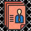 Report Document List Icon