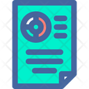 Report Project Report File Icon