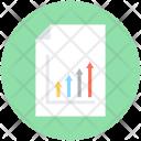 Report Graph Business Icon