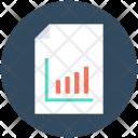 Report Graph Stock Icon