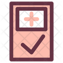 Report Helathcare Description Icon