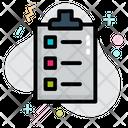 Report Data File Icon