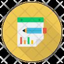 Report File Graph Icon