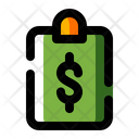 Report Finance Money Icon