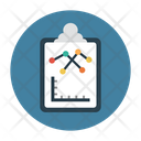 Clipboard Report Sheet Icon