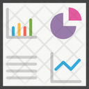 Report Stastics Data Icon