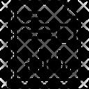 Document File Graph Icon