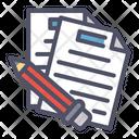 Report File Memo Icon